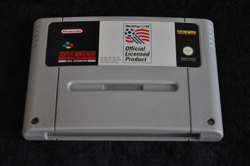 Nintendo SNES World cup usa 94