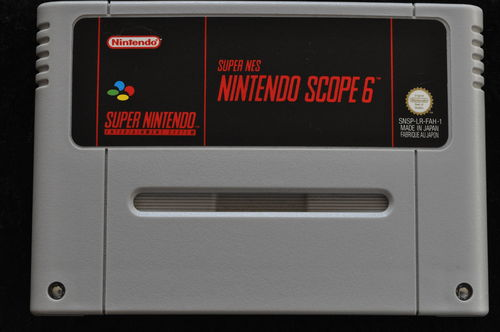 Nintendo Scope 6 Nintendo SNES