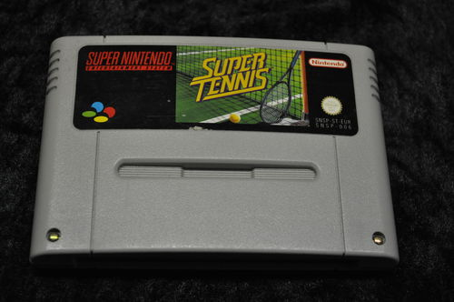 Super tennis Nintendo SNES