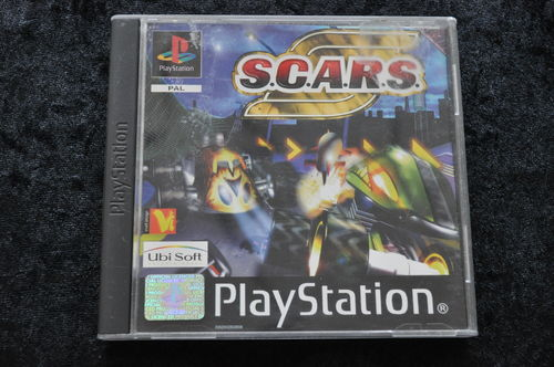 S.C.A.R.S.Playstation 1 PS1