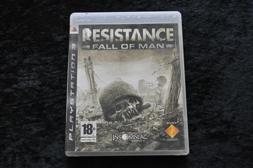 Resistance fall of man Playstation 3 PS3