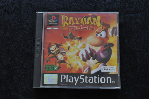 Rayman Rush Playstation 1 PS1