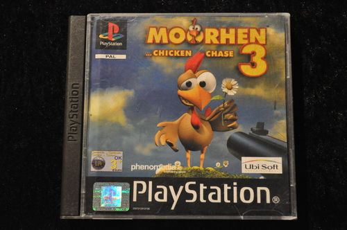 Moorhen 3 chiken chase Playstation 1 PS1