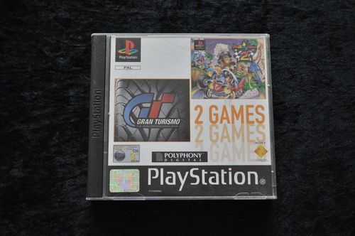 Gran Turismo Motor Toon Grand Prix 2 Playstation 1 PS1