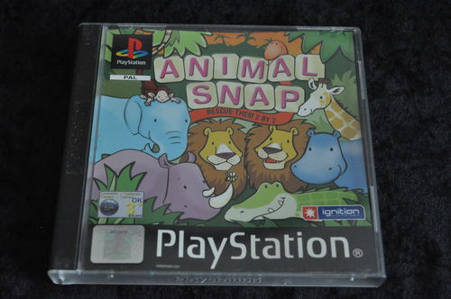 Animal Snap Playstation 1 PS1