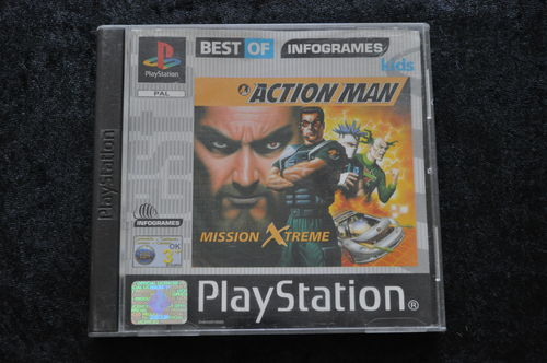 Action Man Playstation 1 PS1