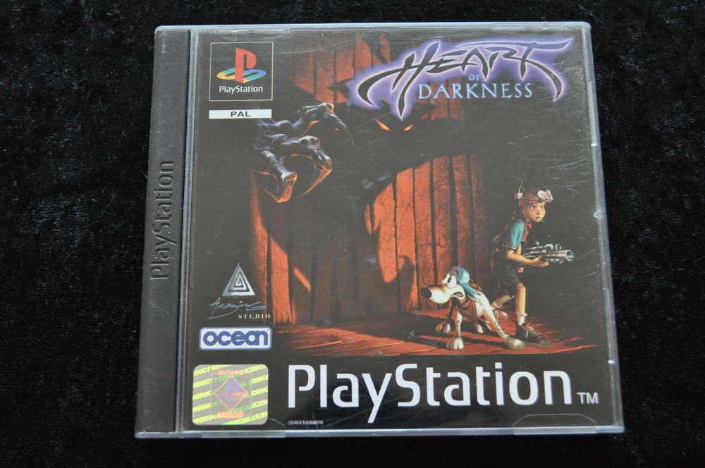 heart of darkness playstation