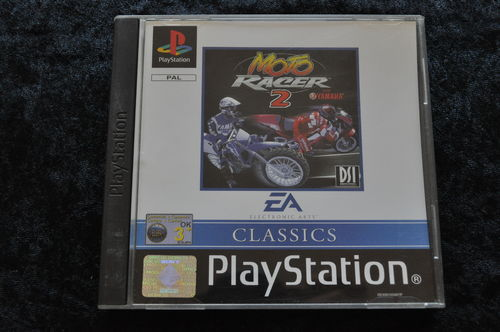 Moto Racer 2 Playstation 1 PS1