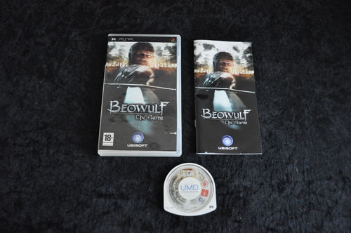 PSP Game Beowulf The Game