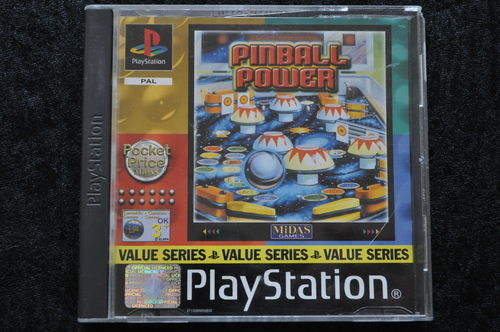 Pinball power Playstation 1 PS1