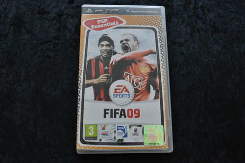 Fifa 09 Sony PSP Essentials