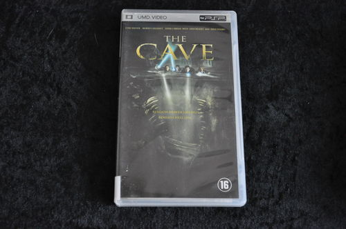 PSP Video The Cave