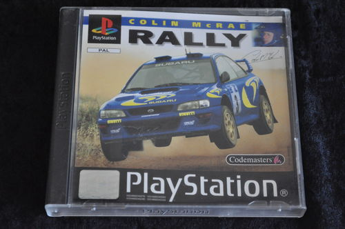 Colin Mcrae Rally Playstation 1 PS1