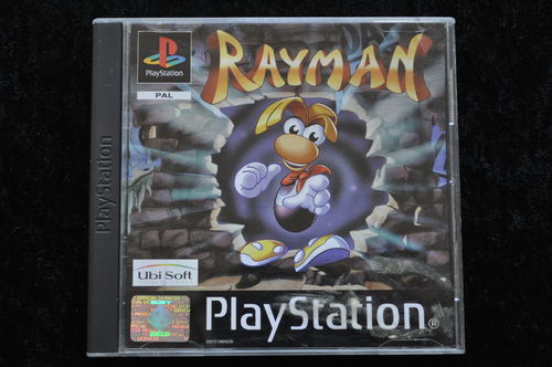 Rayman Playstation 1 PS1