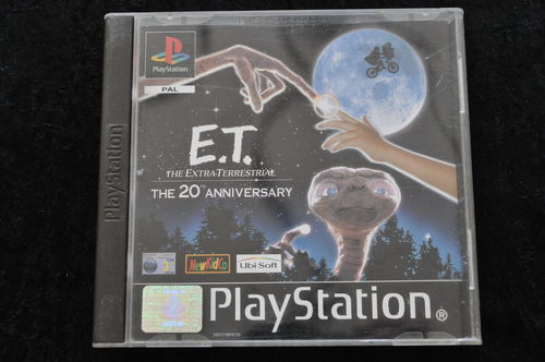 E.T. Playstation 1 PS1