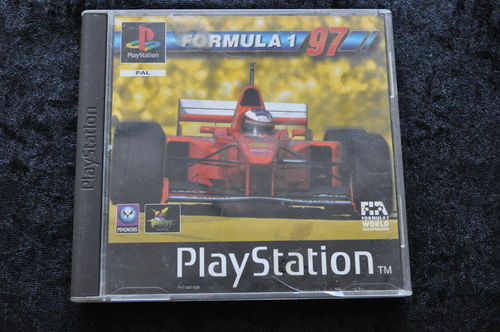 Formula 1 97 Playstation 1