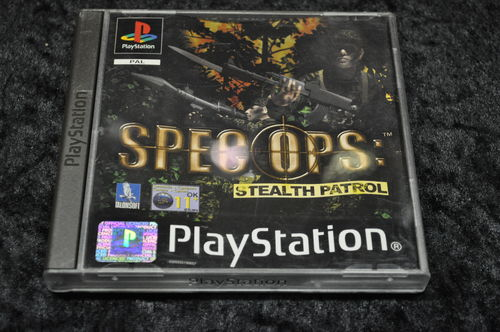 Spec Ops Stealth Patrol Playstation 1 PS1