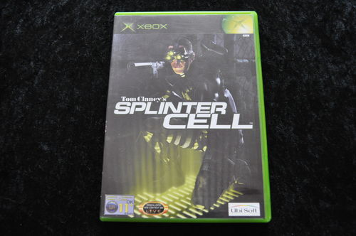 Tom clancy's splintercell XBOX