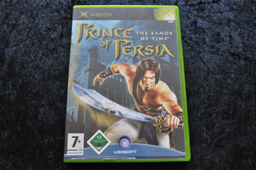 Prince of persia sands of time XBOX