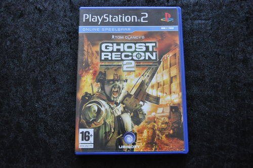Tom Clancy's Ghost Recon 2 Playstation 2