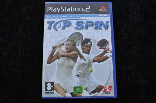 Top Spin Playstation 1 PS1