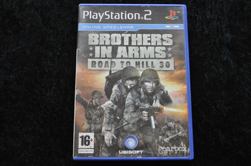 Brothers In Arms Road To Hill 30 Playstation 2 PS2