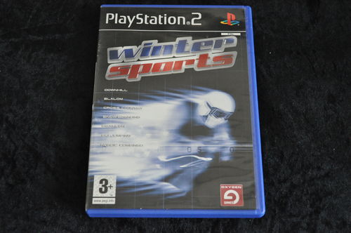 Playstation 2 Winter Sports