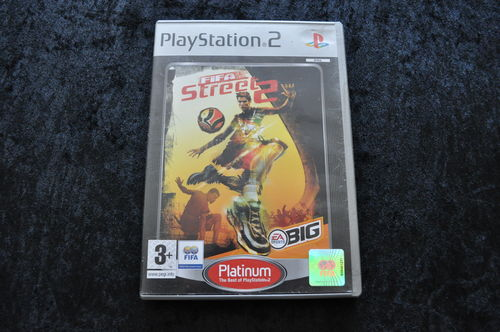 Fifa Street 2 Platinum Playstation 2 PS2