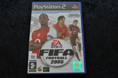 Fifa Football 2005 Playstation 2 PS2