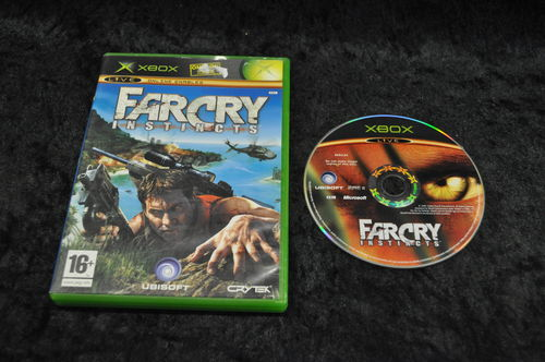 Farcry instincts Geen Manual XBOX