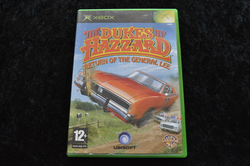 The dukes of hazzard returns of the general lee XBOX