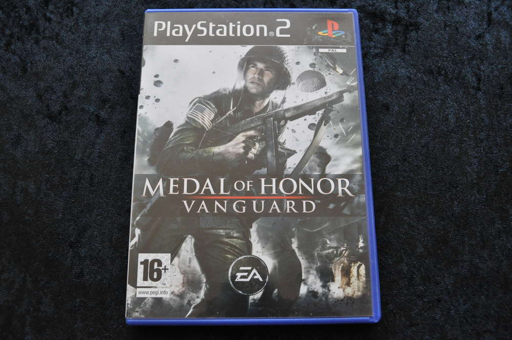 Medal of Honor: Vanguard - PlayStation 2