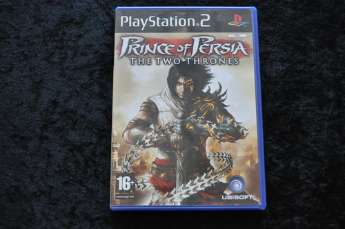 Prince Of Persia The Two Thrones Playstation 2