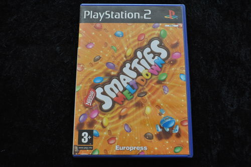 Smarties Meltdown Playstation 2 PS2