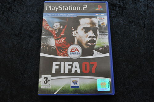 Fifa 07 Playstation 2 PS2