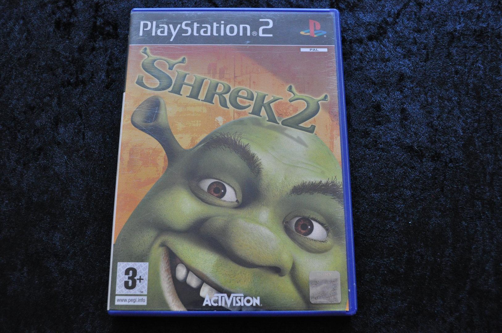 Shrek 2 Playstation 2 PS2 - Retrogameking.com |  Retro,Games,Consoles,Collectables