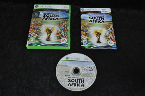 XBOX 360 Fifa world cup south africa 2010