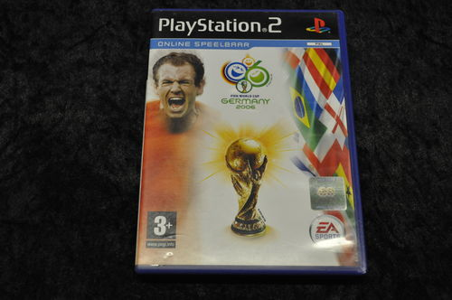 Fifa World Cup Germany 2006 Playstation 2 PS2