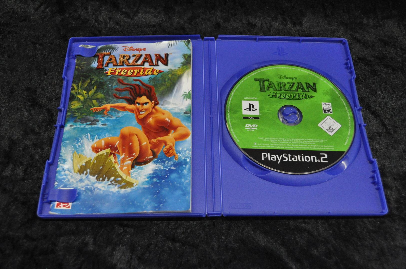 tarzan psp game