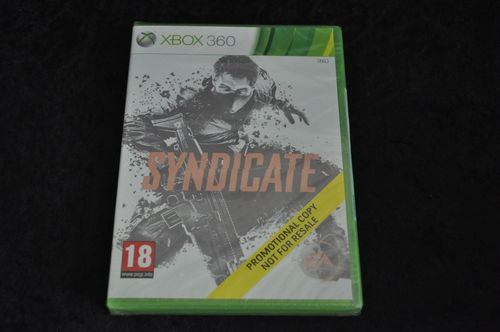 xbox 360 Syndicate store game Sealed