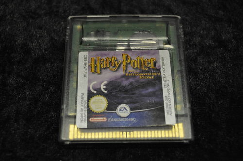 Gameboy Color Harry Potter And The Philosophers Stones