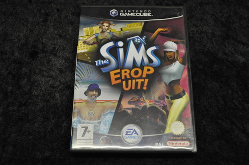 The Sims Erop Uit! Gamecube Game