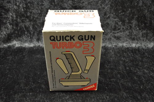Joystick Quickgun Turbo 3 Boxed