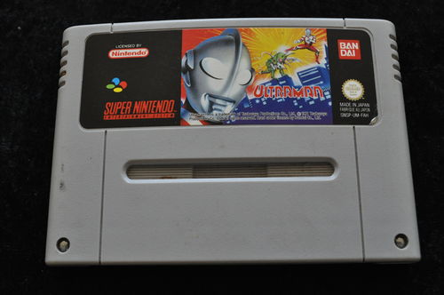 Ultraman Nintendo Snes Game
