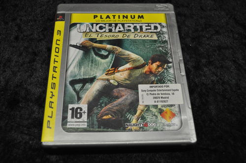 Playstation 3 Uncharted El Tesoro de Drake