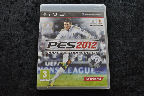 Pro Evolution Soccer 2012 Playstation 3 PS3