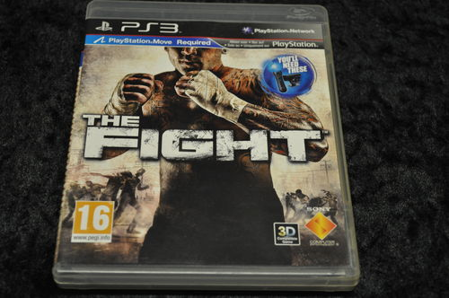 Playstation 3 The Fight