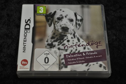 Nintendo DS Nintendogs Dalmatian & Friends