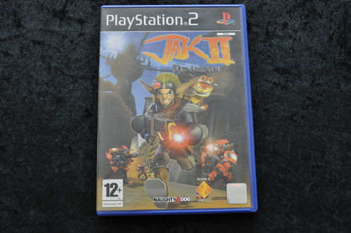 Jak 2 Renegade Playstation 2 PS2