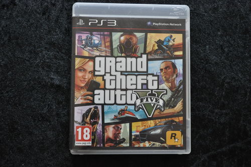 Grand Theft Auto 5 Playstation 3 PS3
